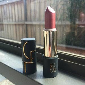 autumn parcel gilded cage lipstick
