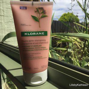 Klorane - Conditioner with Quinine & B Vitamins
