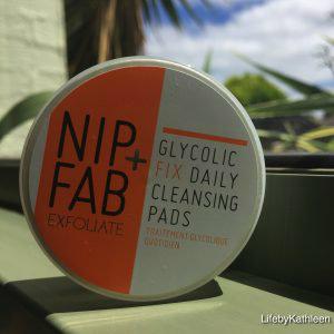 Nip+Fab - Glycolic Fix Daily Cleansing Pads