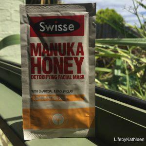 Swiss - Manuka Honey Detoxifying Facial Mask