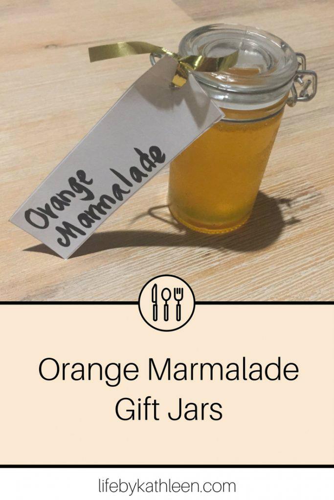 orange mar male gift jar