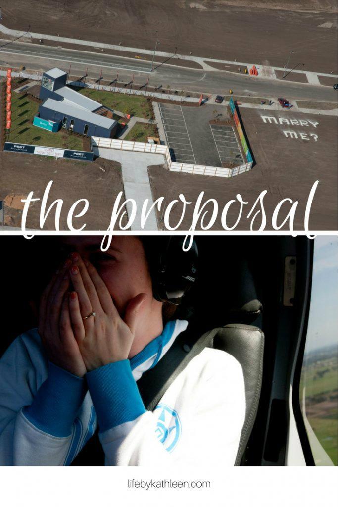 Unique Wedding Proposal
