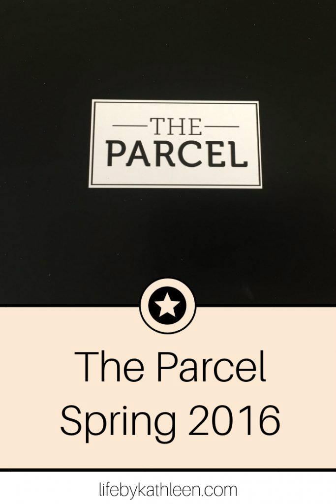 The Parcel Spring 2016