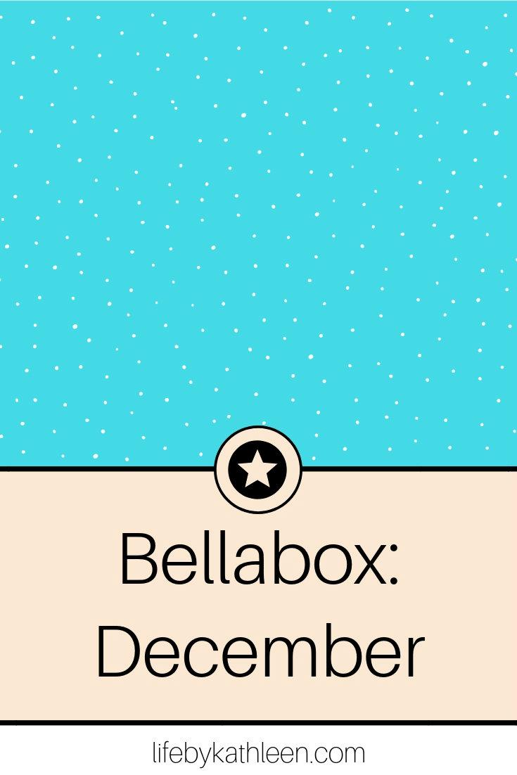 BellaBox December