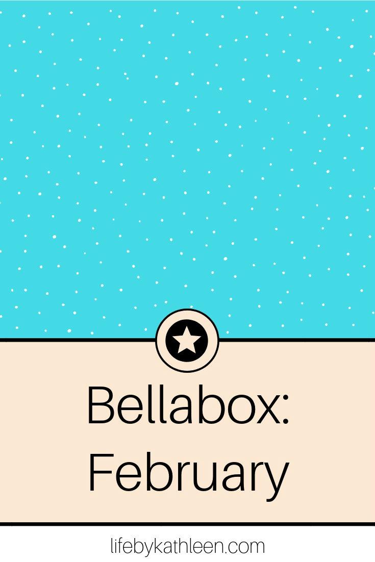 BellaBox February