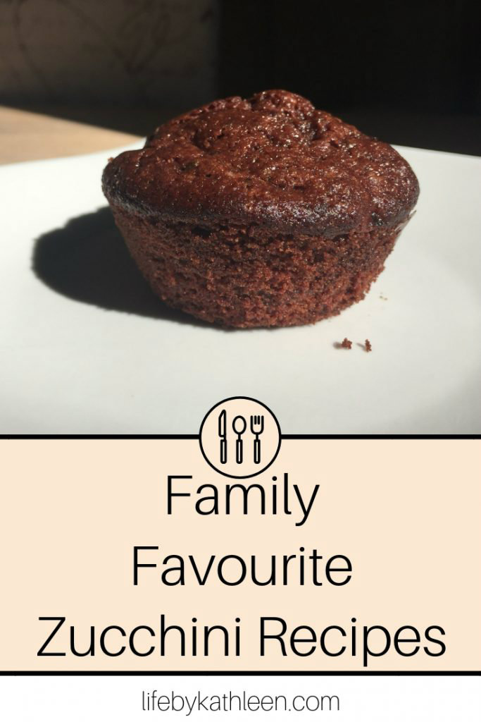 Family Favourite Zucchini Recipes 2
