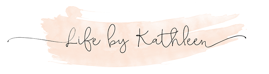 Life By Kathleen Logo
