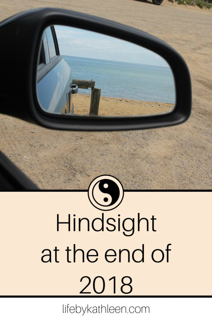 Hindsight at the end of 2018