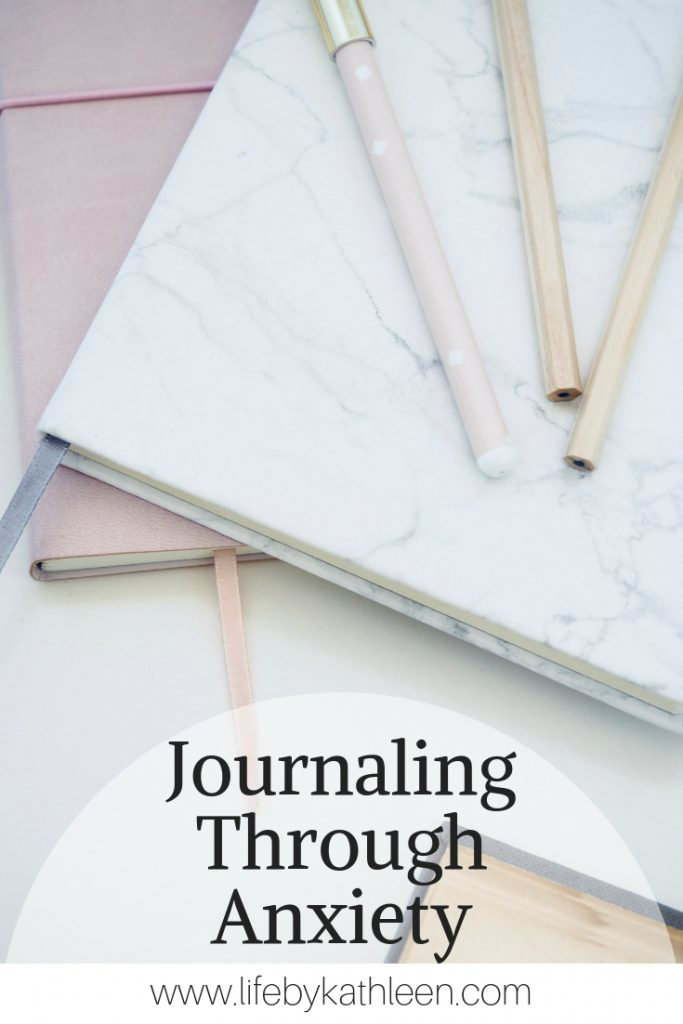 Journaling Through Anxiety