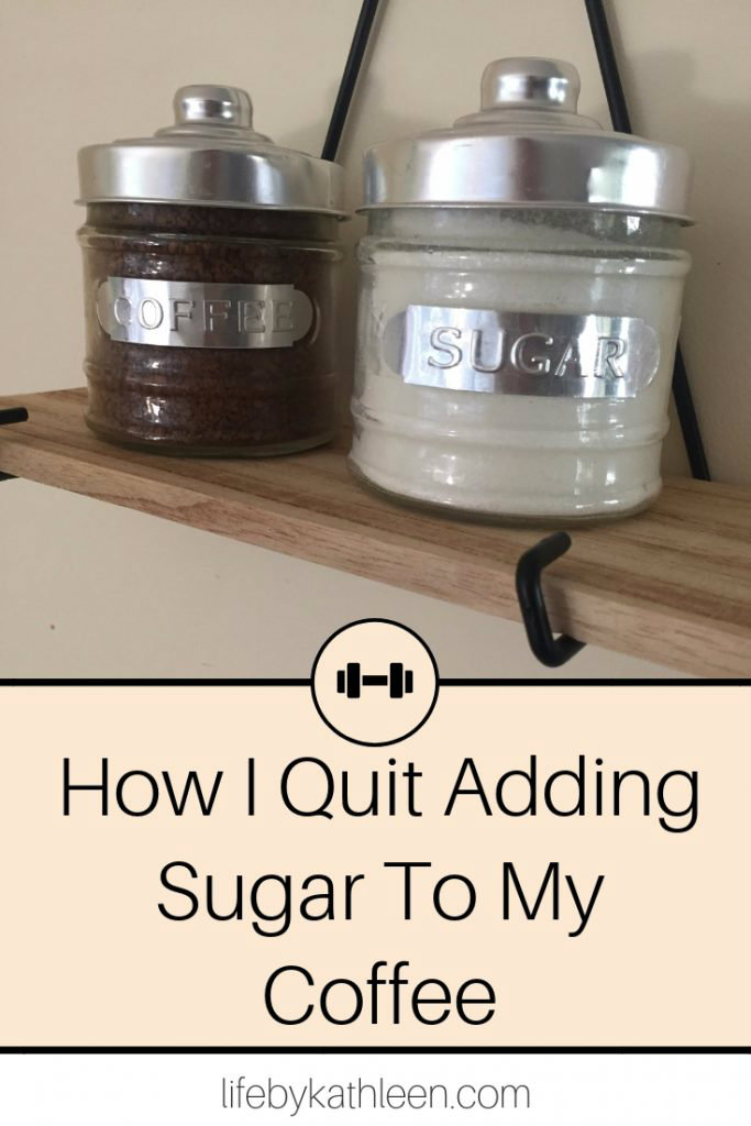 How I Quit Adding Sugar To My Coffee