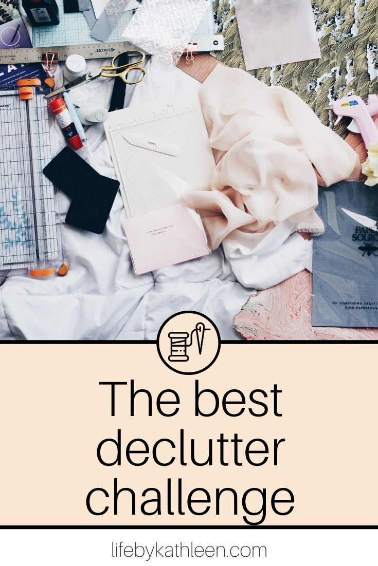 The Best Declutter Challenge