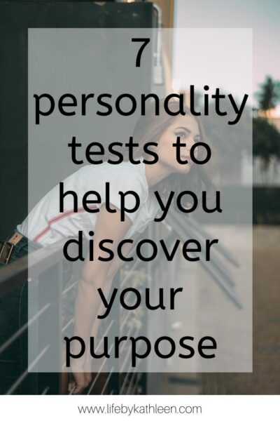 7 personality tests to help you discover your purpose