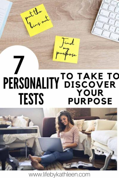 7 personality tests to take to discover your purpose