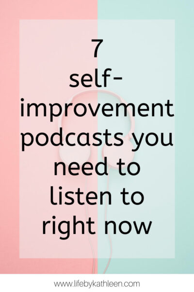 7 self-improvmement podcasts you need to listen to right now