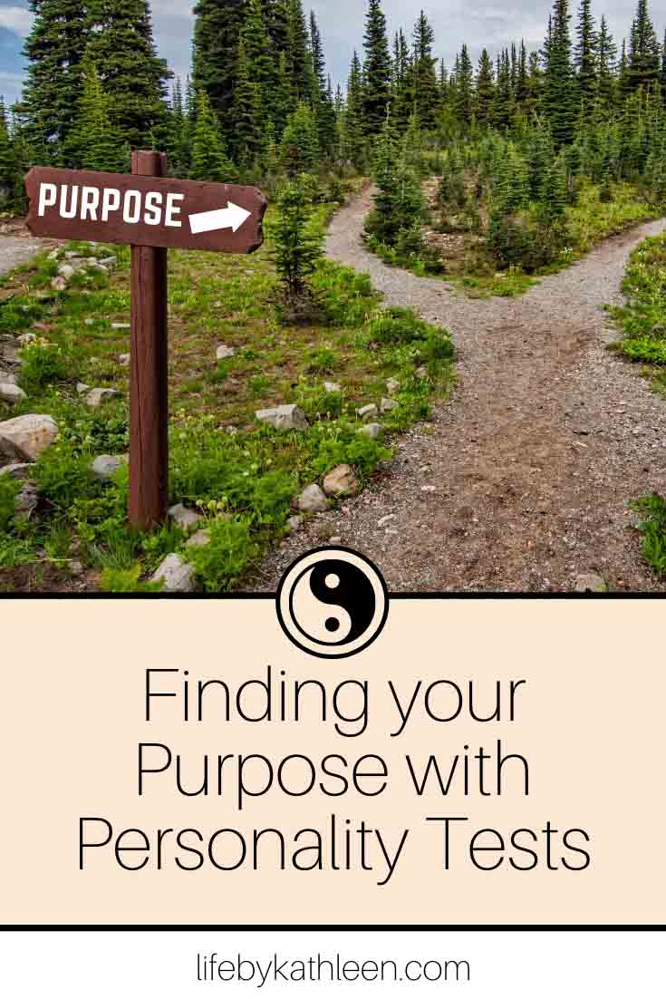 Finding your purpose with personality tests