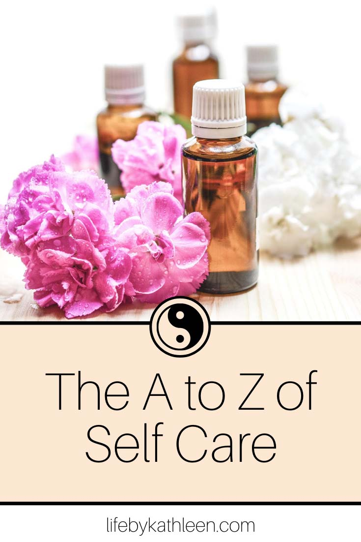 the a to z of self care