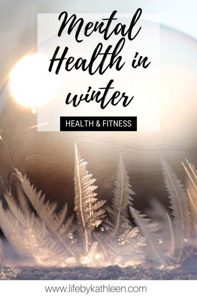 mental health in winter