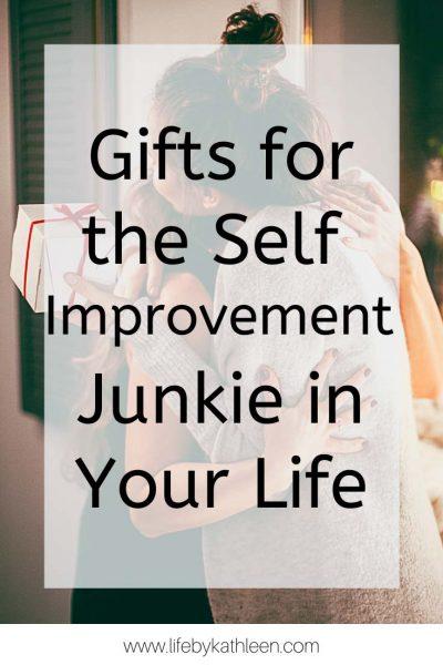 self improvement junkie