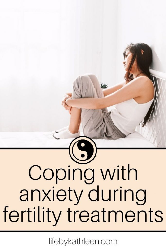 Coping with anxiety during fertility treatment